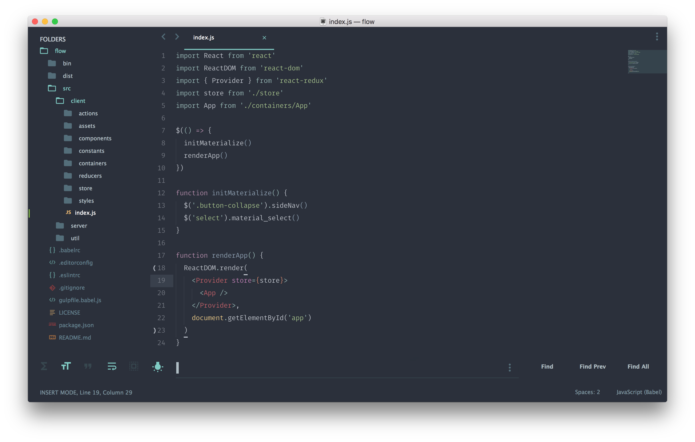 Materialize,Sublime Text 3 主题